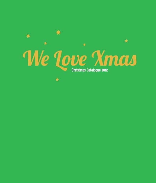 1We Love Xmas                                                         2012                We Love Xmas                    ...