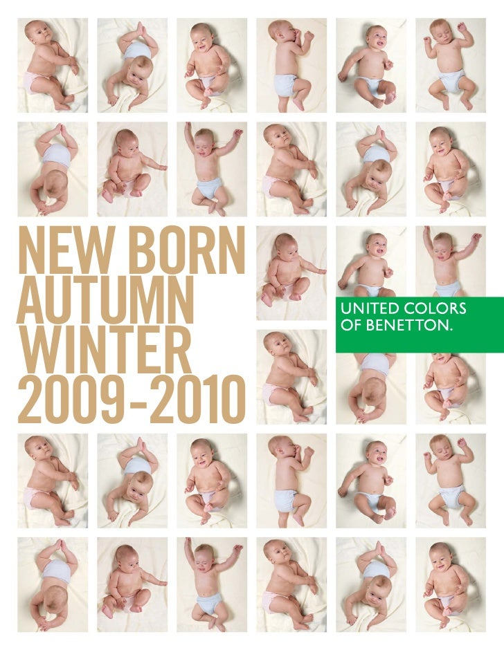 NEW BORN AUTUMN WINTER 2009-2010