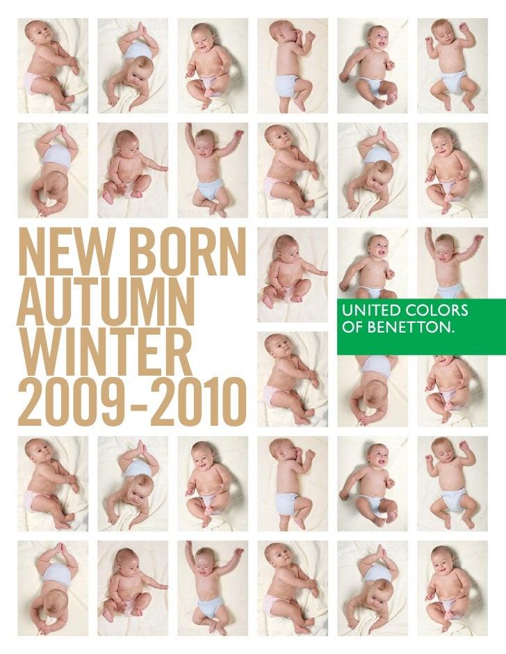NEW BORN AUTUMN WINTER 2009-2010