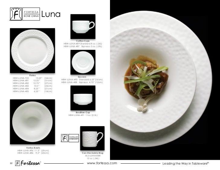 ForTessa             Bone china                            Tm                                     Luna                    ...