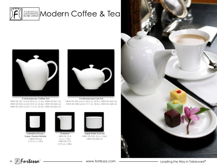 ForTessa            Bone china                          Tm                               modern coffee & Tea         Conte...