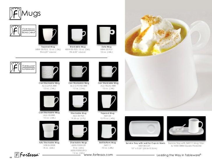 mugs      ForTessa                 Tm     Bone china                         Tapered Mug              Stackable Mug       ...