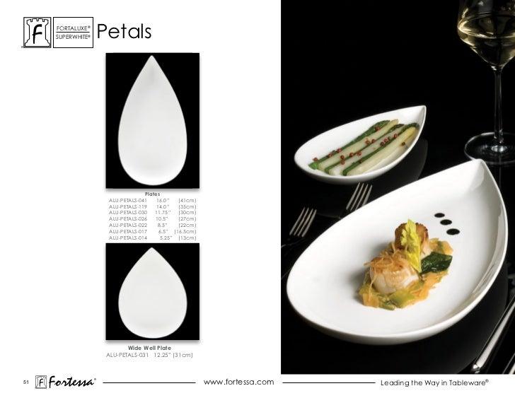 ForTaLuxe®      suPerWhiTe®       Petals                                       Plates                          ALU-PETALS-...
