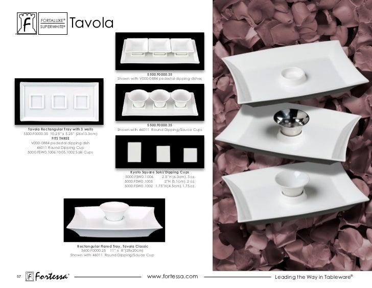 ForTaLuxe®              suPerWhiTe®       Tavola                                                                      5500...