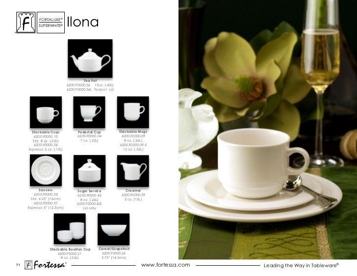 ForTaLuxe®           suPerWhiTe®           ilona                                          Tea Pot                         ...
