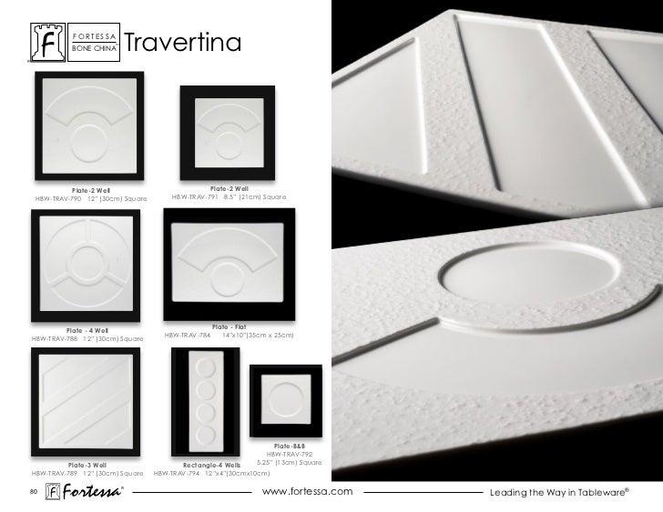 ForTessa          BoNe chiNa                      Tm                               Travertina           Plate-2 Well      ...