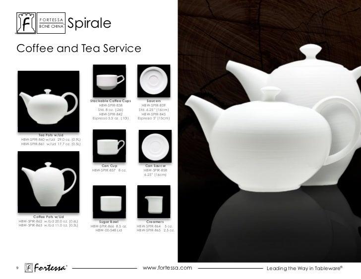ForTessa               Bone china                             Tm                                      spiralecoffee and Te...