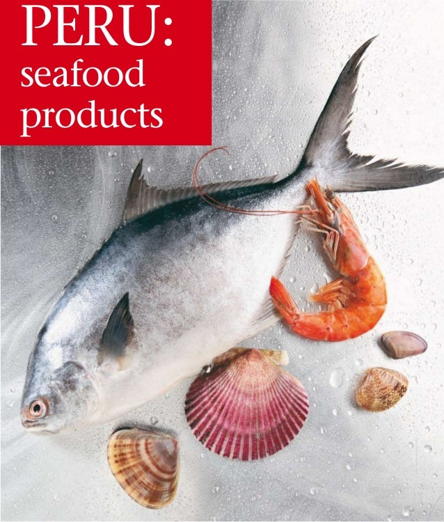 PERU:seafoodproducts