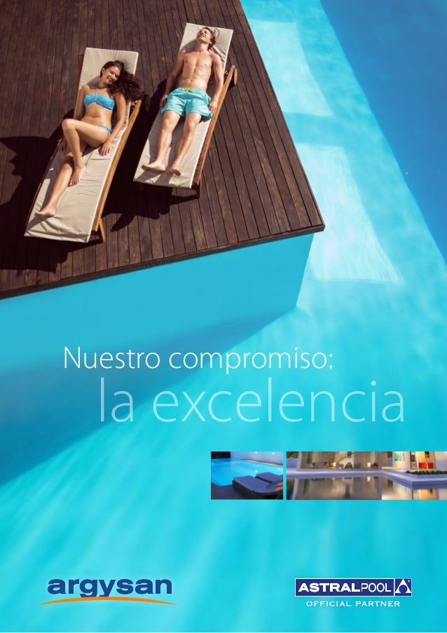 Cat logo piscinas official partner astral pool argysan for Astral piscinas