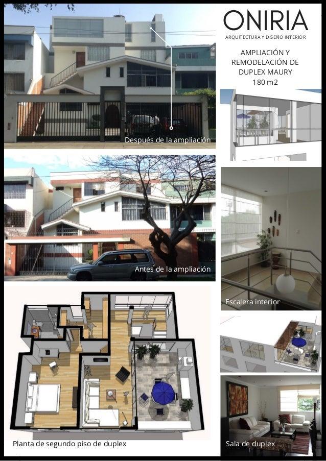 Catalogo oniria arquitectura 2017 for Catalogo arquitectura
