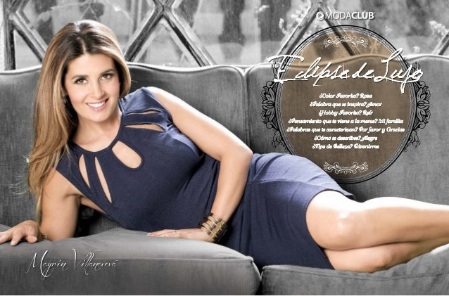 Catalogo Otono Invierno 2014 Eclipse Moda Club Mayrin Villanueva