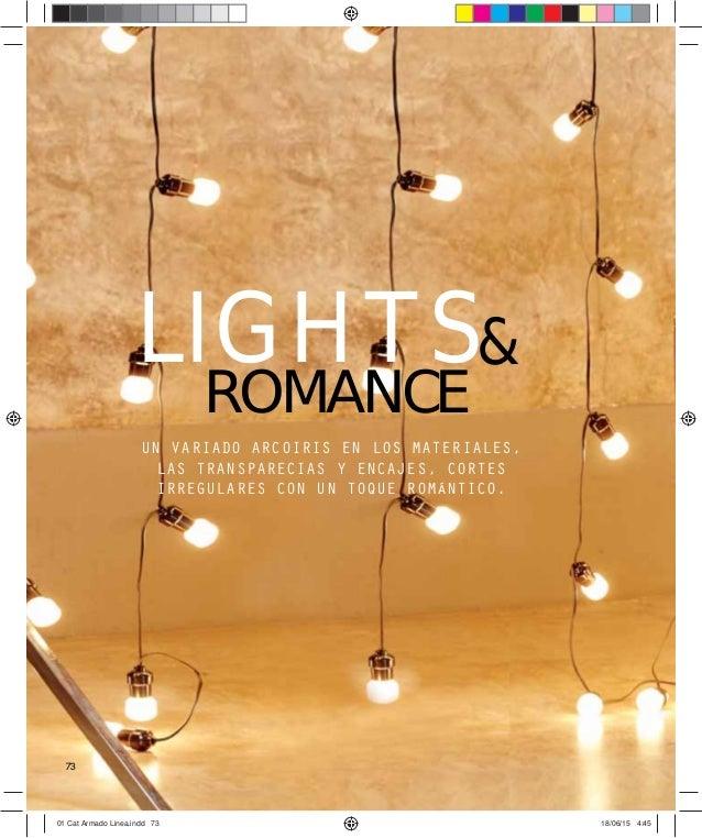 LIGHTS ROMANCE & UN VARIADO ARCOIRIS EN LOS MATERIALES, LAS TRANSPARECIAS Y ENCAJES, CORTES IRREGULARES CON UN TOQUE ROMáN...