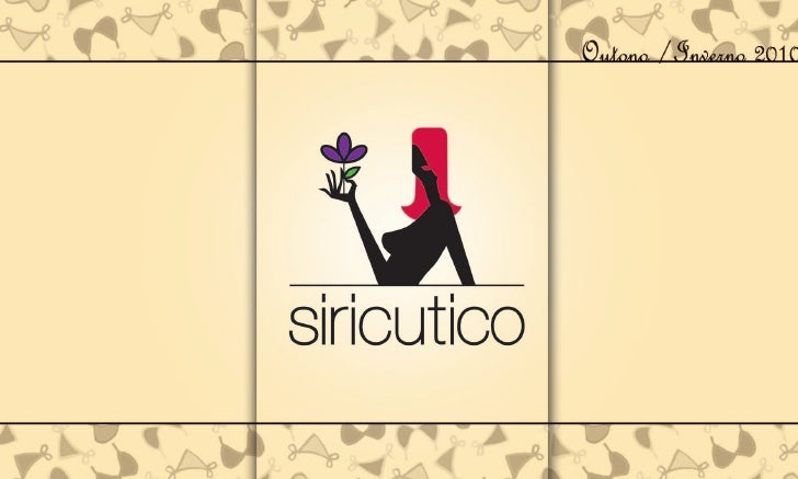 Siricutico - Lingeries Exclusivas