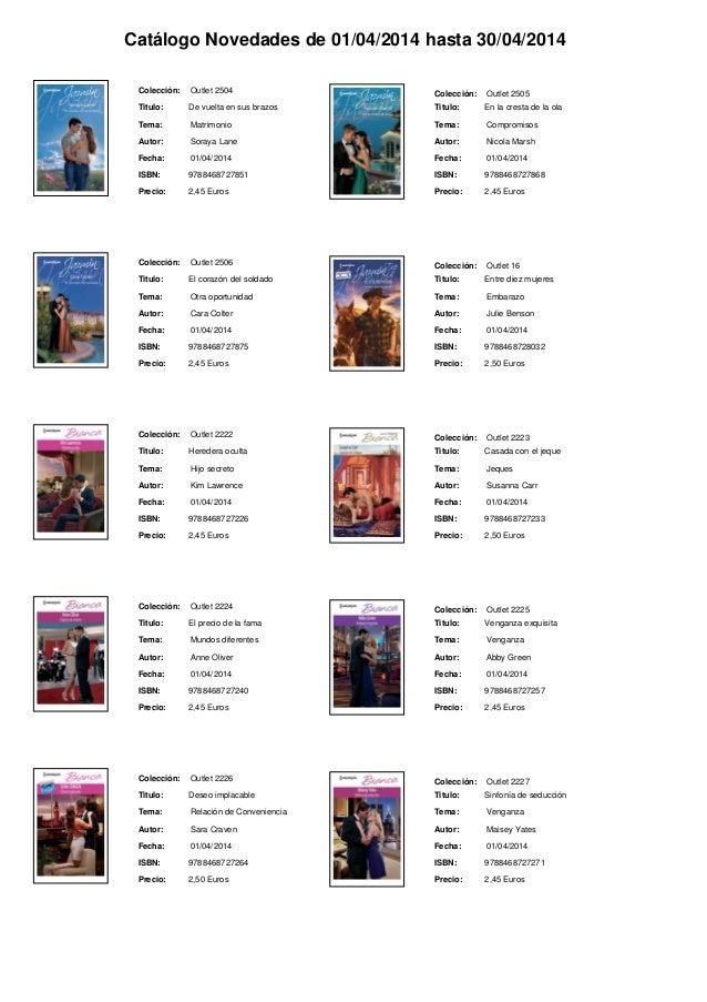 Catalogo pdf for Catalogo pdf