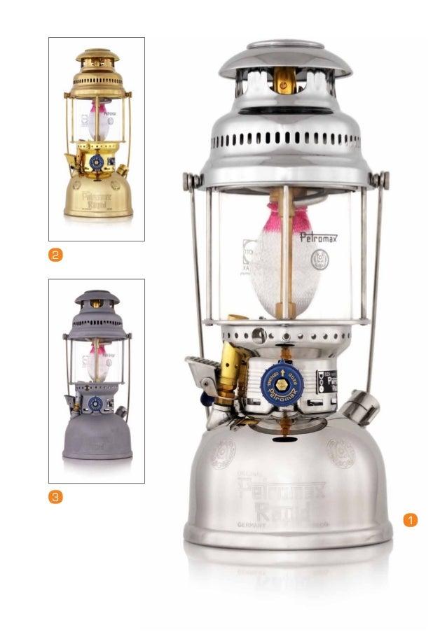 Petromax Origine instructions pour HK150//HK350//HK500 Lanterne