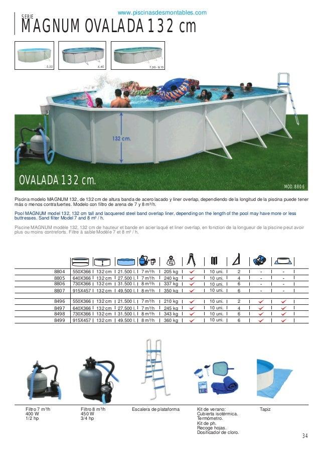 Catalogo piscinas toi 2014 for Catalogo piscinas