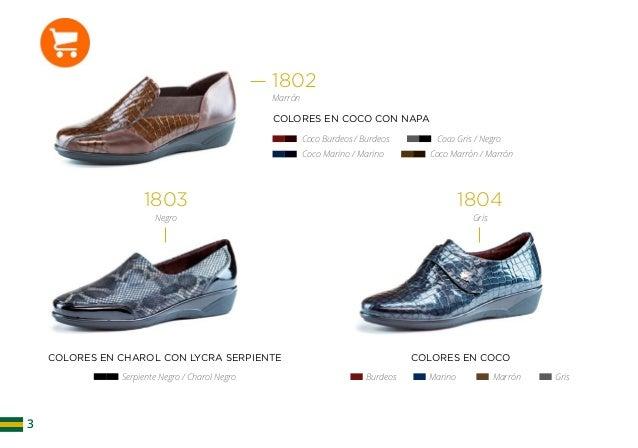 122295e2f80 Catalogo Zapatos Pitillos Otoño Invierno 2016-2017