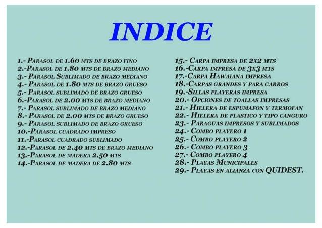 Catalogo playero quidest sin precios Slide 2