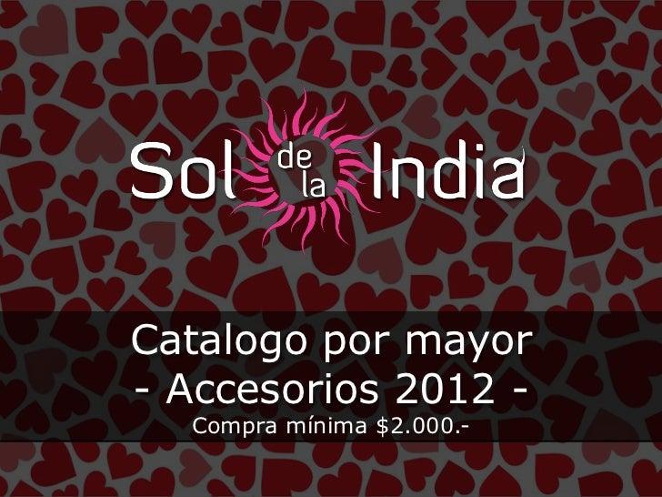 433830c6d07b Catalogo por mayor br   - Accesorios 2012 - br ...