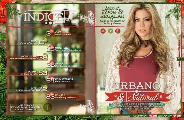 Catálogo Eva Castillo 2015 Slide 2