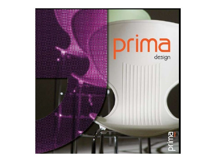 Catalogo Prima Design