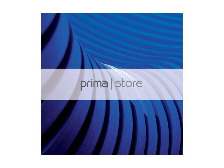 Catalogo Prima Store