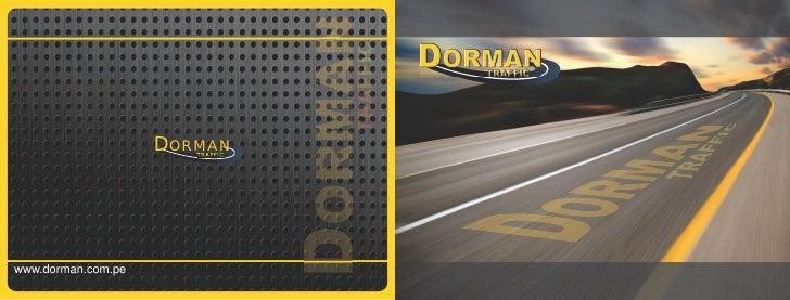 DORMAN                       TRAFFICwww.dorman.com.pe