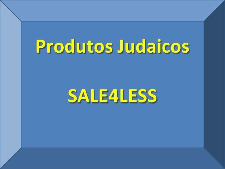 Catalogo Produtos Judaicos