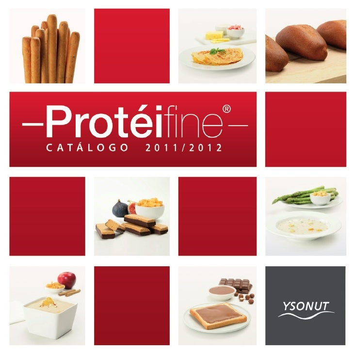 Catalogo proteifine 2011 2012 espa ol for Modelo de catalogo de productos