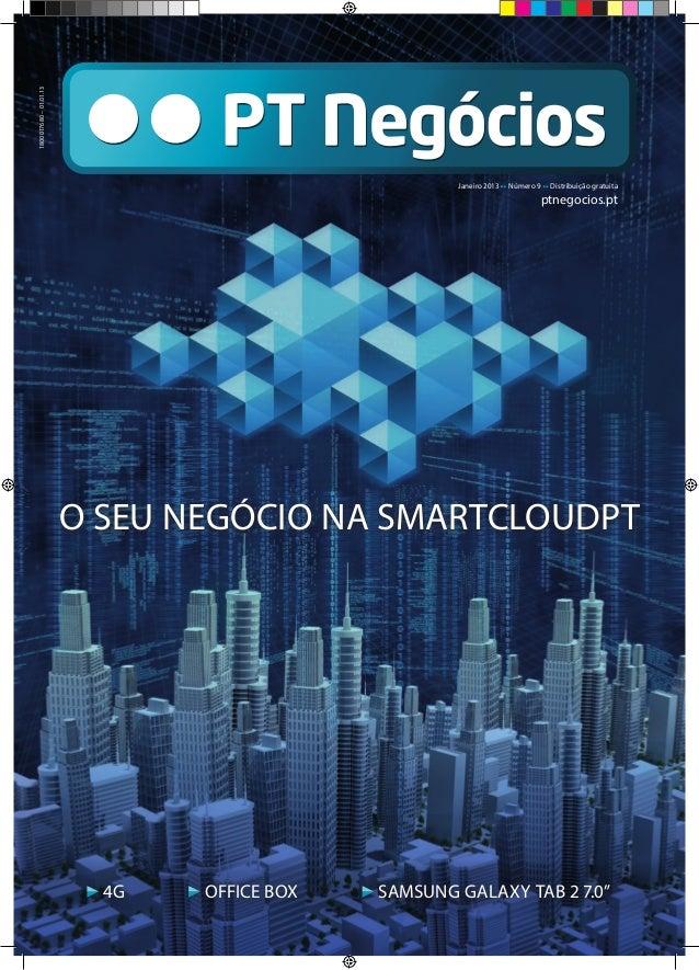 1800017680 – 01.01.13                                                    Janeiro 2013   Número 9    Distribuição gratuita ...