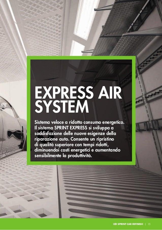 H79 SPRINT-AIR WIDE Trasparente acrilico bicomponente UHS ultra rapido ideale come finitura di pregio nei cicli a doppio s...