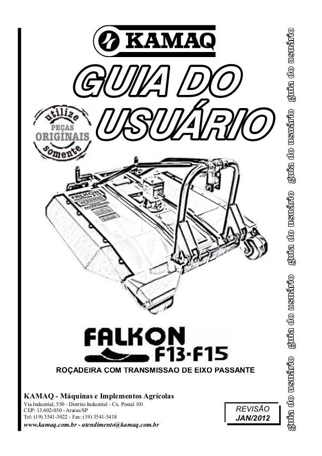Catalogo rocadeira falkon_w2430
