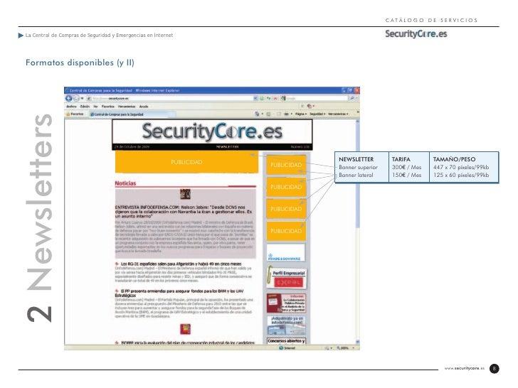 Catalogo central de compras de seguridad - Central de compras web ...