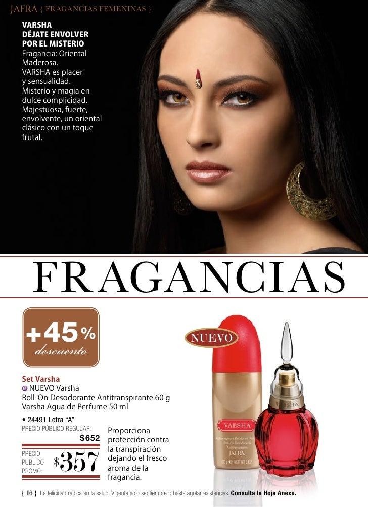 Jafra Catalogo septiembre 2011