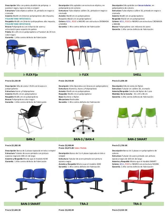 Catalogo sillas for Catalogo de sillas