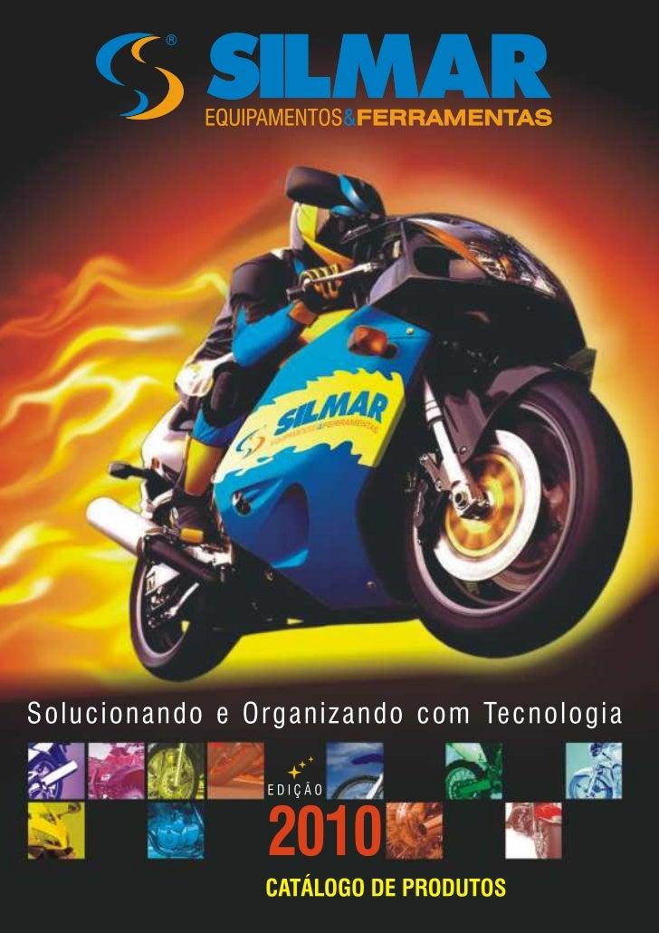 Em 1981 a SILMAR iniciavasuas atividades em Americana,interior de São Paulo, comapenas 2 colaboradores,fabricando um único...