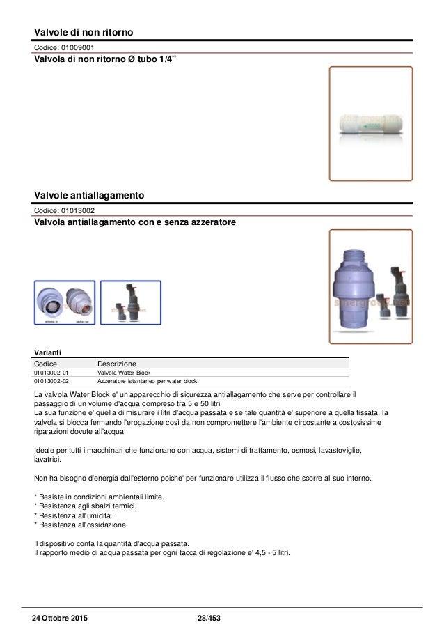 2MT TUBO CERTIFICATO ALIMENTARE 4 x 2,5 OSMOSI INVERSA  ADDOLCITORE LUNGH
