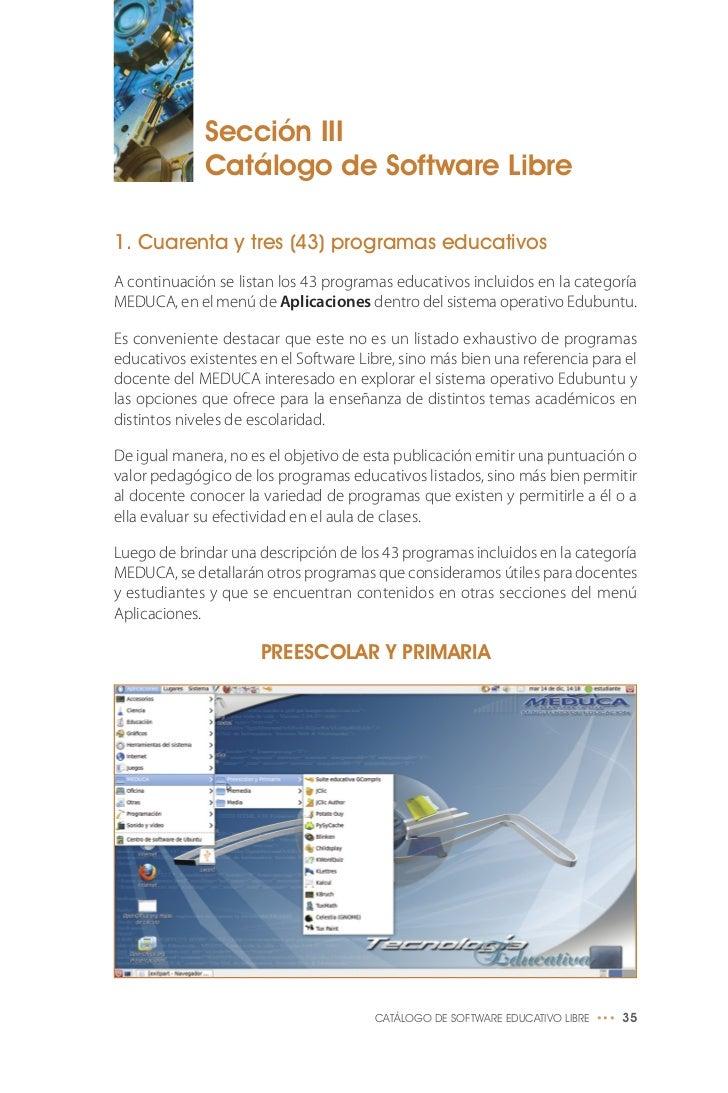 Software Educativo: GCompris