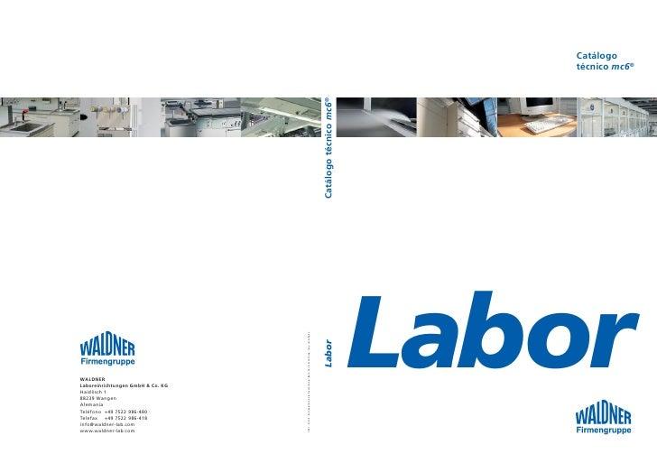 Catálogo    técnico mc6®     Labor
