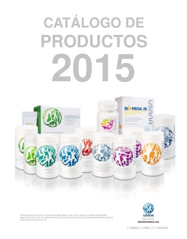 Catalogo usana mexico 2015 2016 productos for Catalogo bricoman 2015