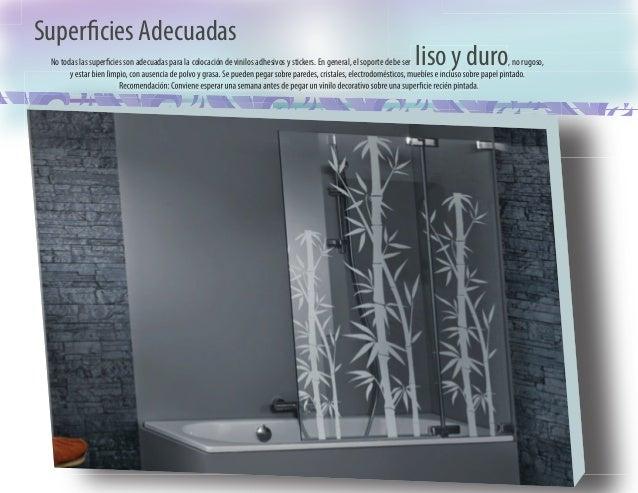 Catálogo viniles decorativos
