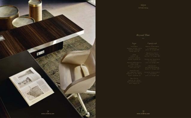 Concept bureau mobilier de bureau gamme vogue - Mobilier de bureau design haut de gamme ...