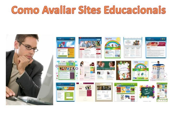WebSite Educacional