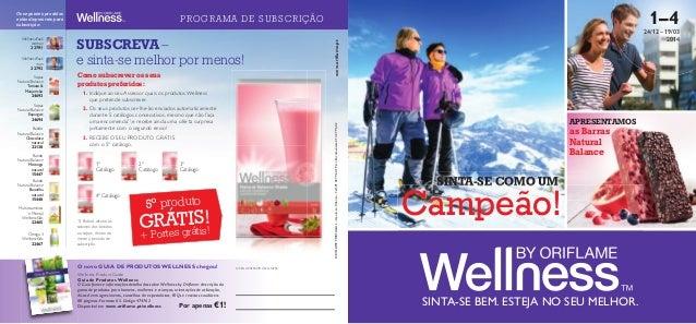 Os seguintes produtos estão disponíveis para subscrição:  1–4  P R O G R A MA D E SUB SCR IÇ Ã O  22791  WellnessPack man ...
