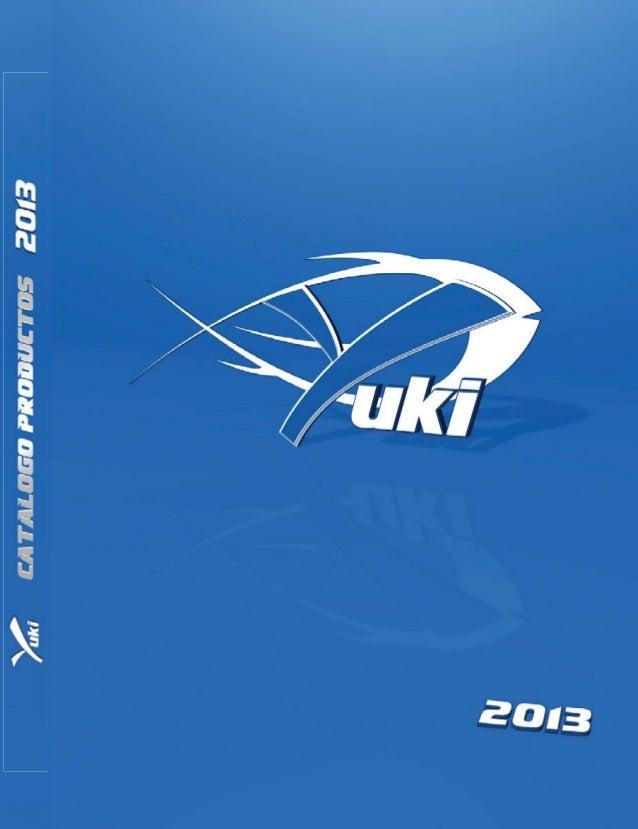 e-mail: info@artfishing.net CATALOGO_YUKI_2013_CUBIERTA_SIN_PRECIOS.indd 1 20/11/2012 11:41:35