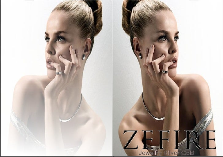 zefire Jewellry Silver Gold