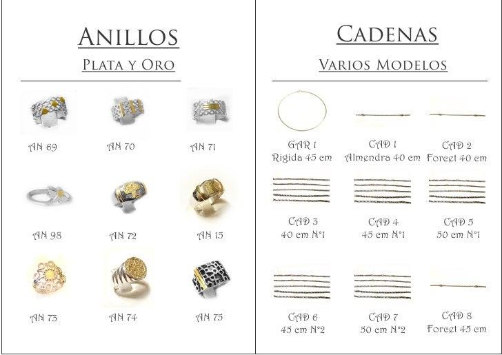 4f6af9e0c7ab ... 10. Anillos Cadenas Plata ...