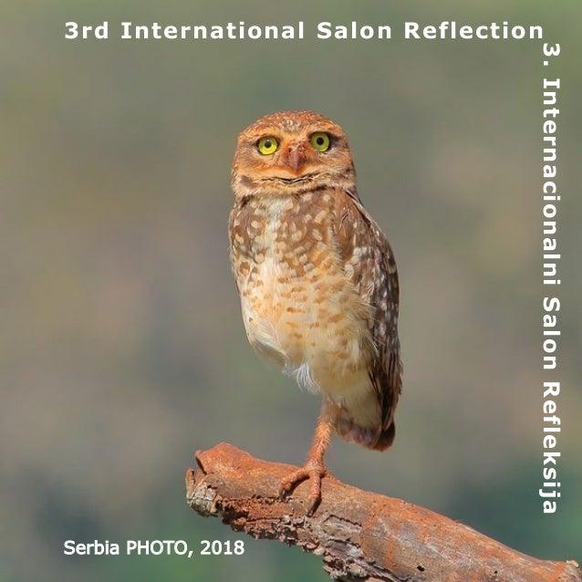 3rd International Salon Reflection 3.InternacionalniSalonRefleksijaSerbia PHOTO, 2018