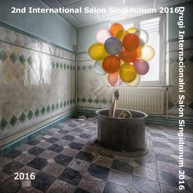 2nd International Salon Singidunum 2016 DrugiInternacionalniSalonSingidunum20162016