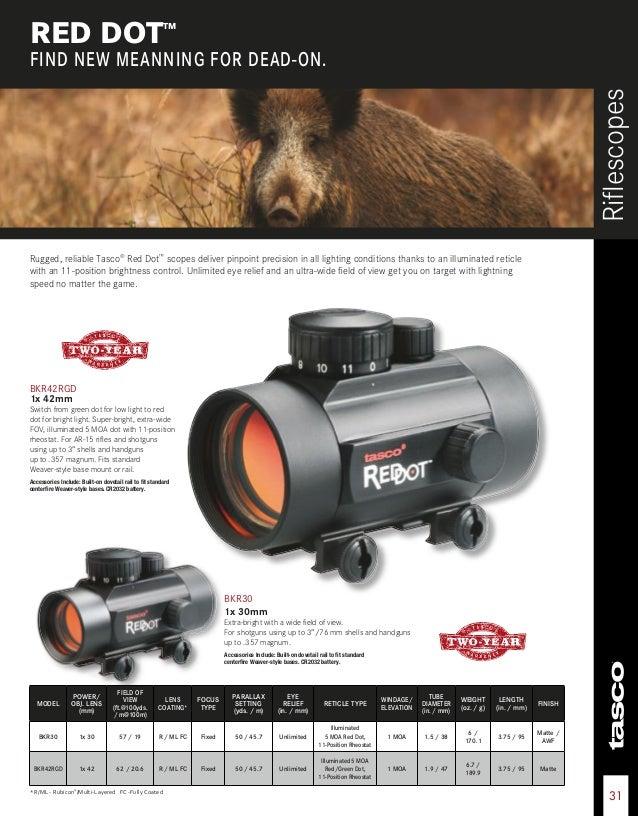 Catalog TASCO | Optics Trade | 2015